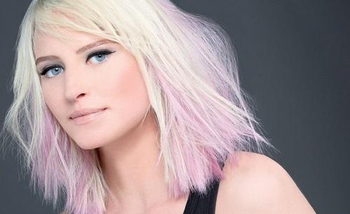 couleur cheveux pastel tendance actuelle