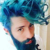 décoloration cheveux homme