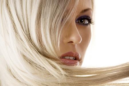 décoloration cheveux tendance