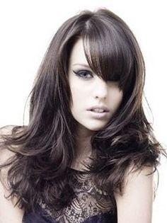 coupe de cheveux long femme